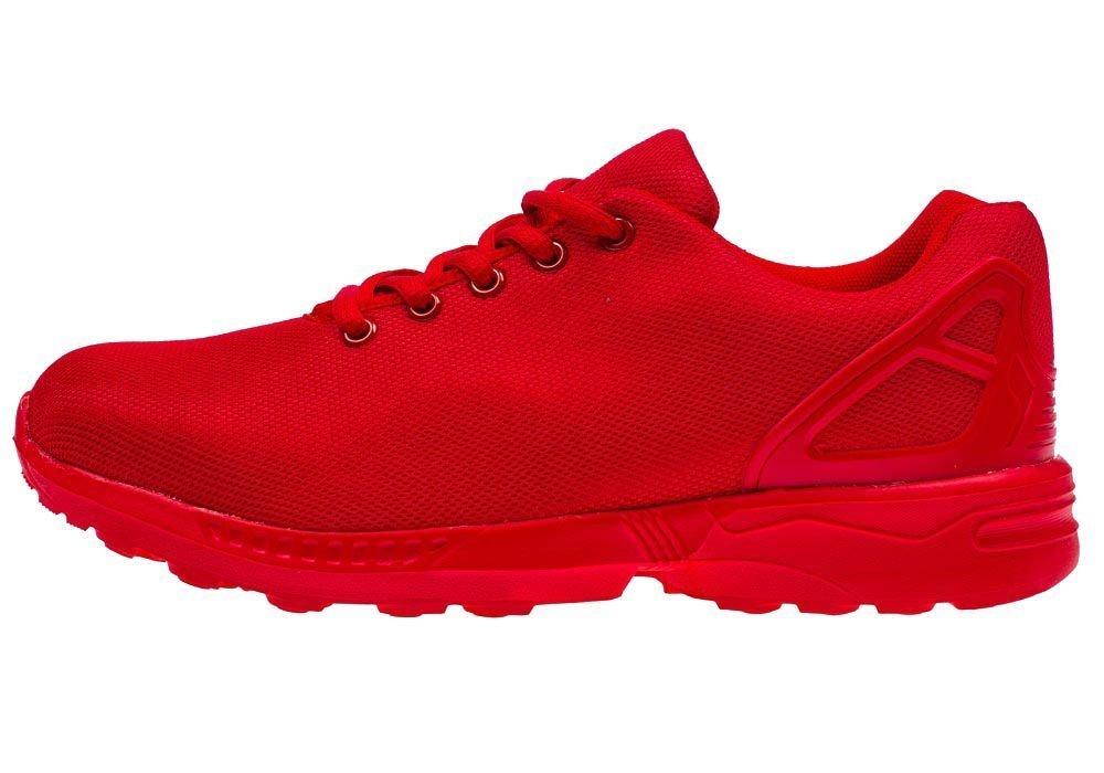 Červená pánská sportovní obuv Bolf 1565
