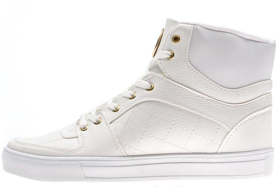 Bílá pánská obuv Bolf 886